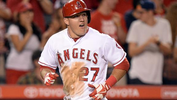 Video - Buster Blog: Trout Headed For MVP?