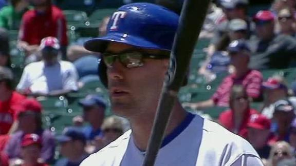 Video - Rangers Ride 3-Run First Inning Past A's