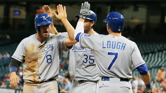 Royals Rally Late