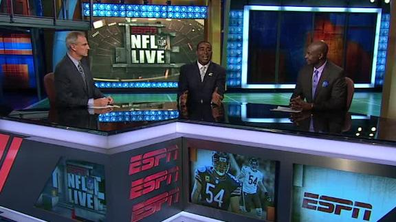 Video - NFL Live OT: Urlacher Retires