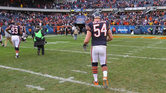 Video - Chicago Hot Button: Brian Urlacher