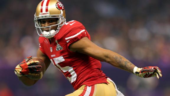 Video - 49ers Fear Crabtree Has Torn Achilles