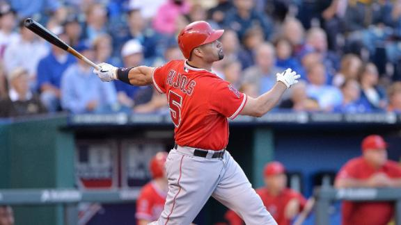 Video - Angels Use Long Ball To Edge Royals