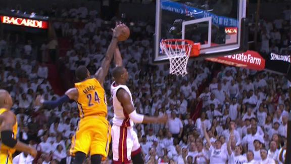 Video - George Can't Stop Bosh