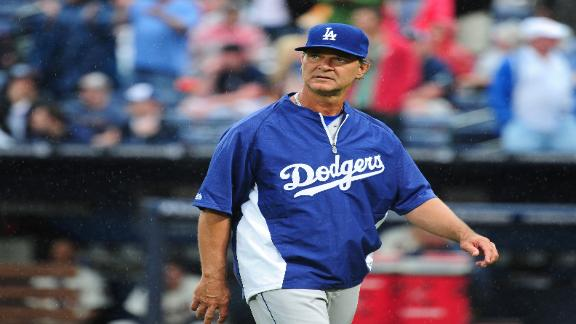 Mattingly Not Critical Of Front Office