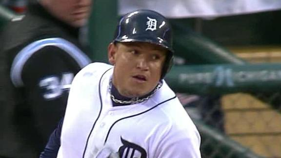 Video - Cabrera Continues Hot Streak