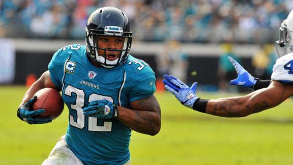 Jones-Drew cleared for Jags' training camp