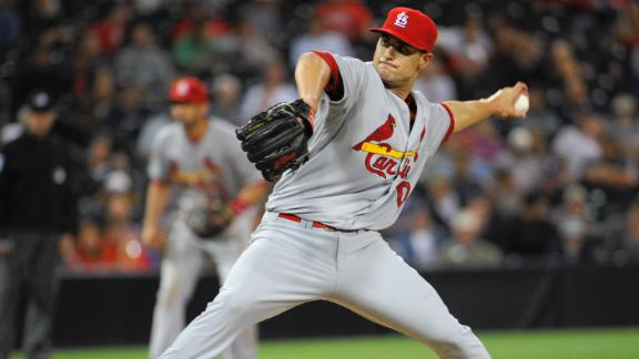 Cards' Garcia (shoulder) headed for surgery
