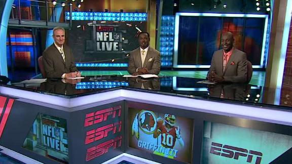 Video - NFL Live OT: RG III Back On The Field