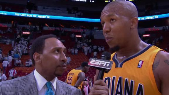 Video - David West After Game 2
