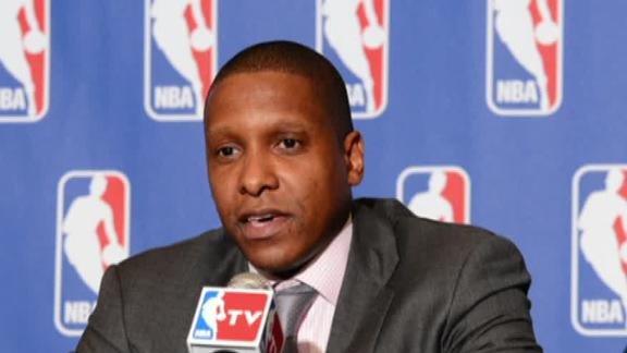 Video - Reports: Raptors Talking To Nuggets GM
