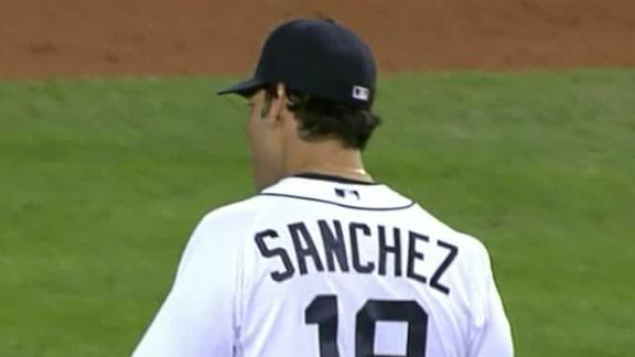 Video - Sanchez Flirts With No-No