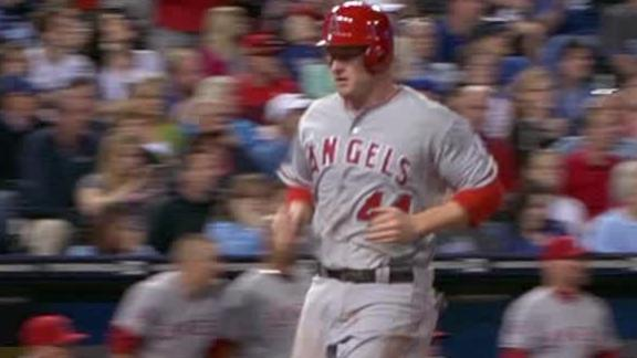 Angels Top Royals For Sixth Straight Win