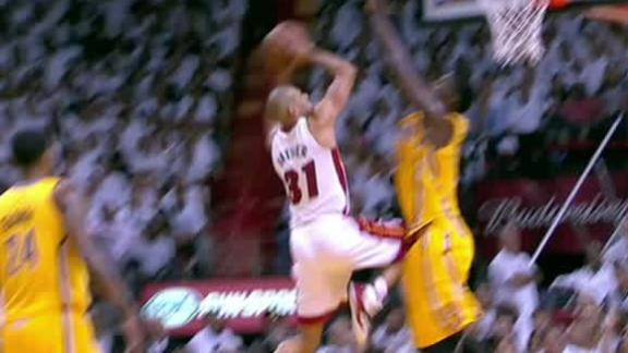 Video - Did Heat Cross The Line?
