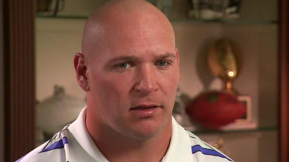 Video - Brian Urlacher On Retirement