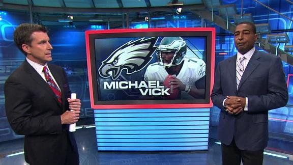 Video - Vick Says He's NFL's Fastest QB