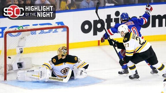 Rangers Stay Alive, Force Game 5
