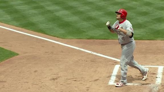 Video - Molina Lifts Cardinals Past Royals