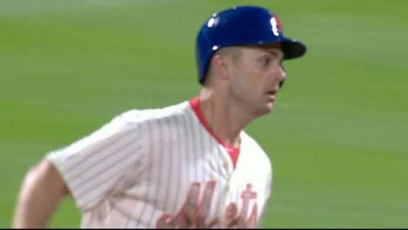 Murphy's RBI single lifts Mets over Yankees