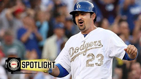 Dodgers insist slumping Kemp is healthy