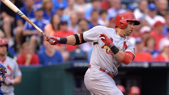 Video - Beltran, Cardinals Overpower Royals