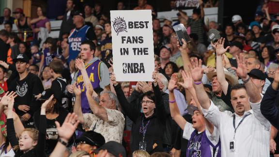 Video - NBA Approves Sale Of Kings