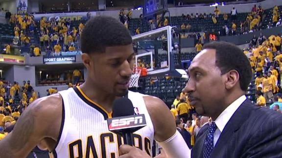 Pacers charge back to even East finals at 2