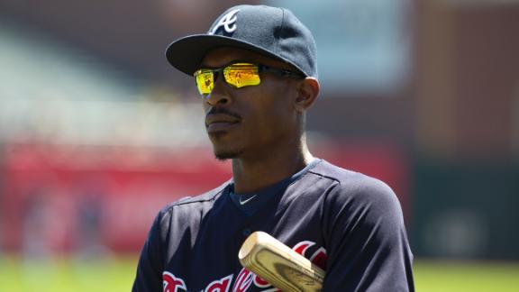 Braves consider sending B.J. Upton to minors
