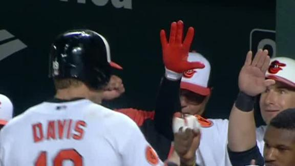 Video - Orioles Come Back To Top Nationals