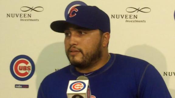 Video - Navarro On Three-Homer Performance