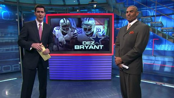 Video - Expectations For Dez Bryant