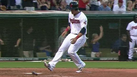 Video - Indians Run Past Reds 7-1