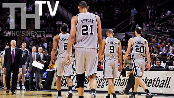 Video - Who Do The Spurs Want?