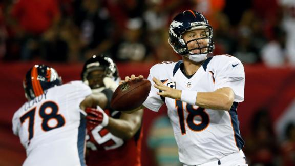 Video - Expectations For Peyton Manning