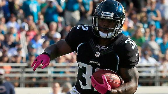Jones-Drew talked alleged fight with Jaguars