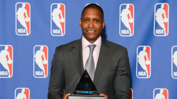 New GM Ujiri: 'Easy decision' to join Raptors