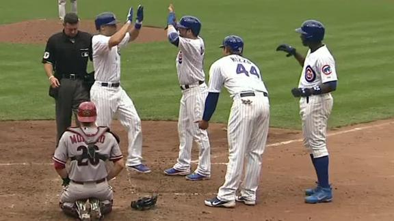 Video - Cubs Win Fifth Straight