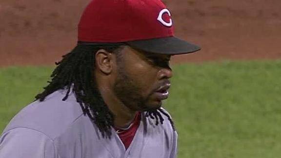 Video - Cueto One-Hits Pirates In Reds' Win