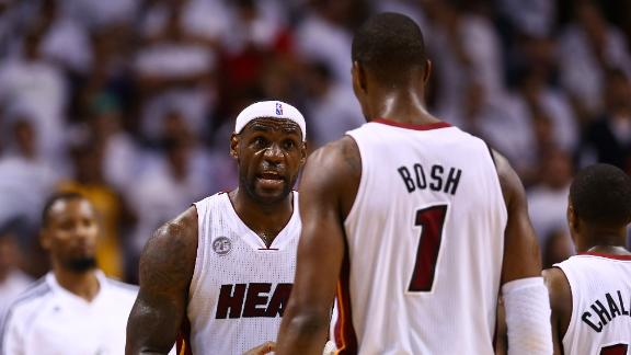 Video - Bosh Needs To Step Up In Game 6