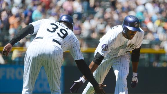 Video - Rockies Power Past Dodgers