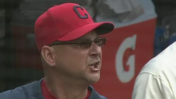 Video - Francona Ejected In Indians Loss