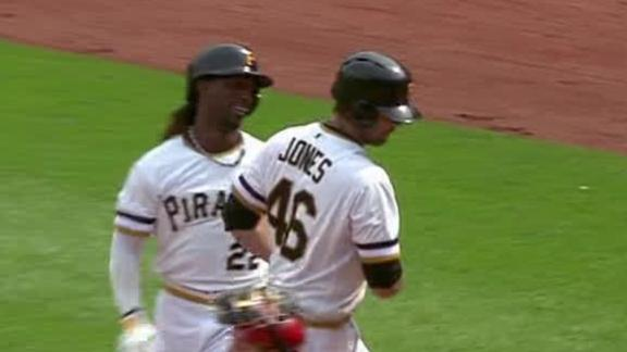 Video - Pirates Rally To Win In 11