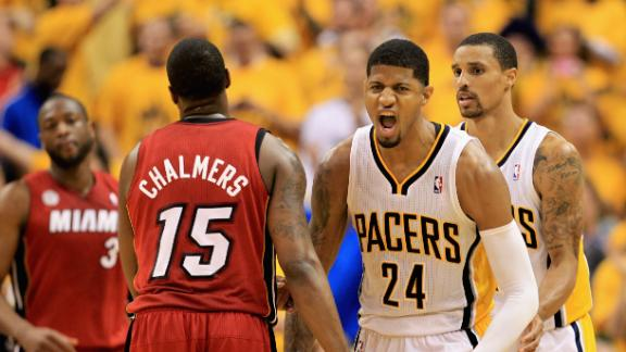 5-on-5: Heat-Pacers Game 7 preview