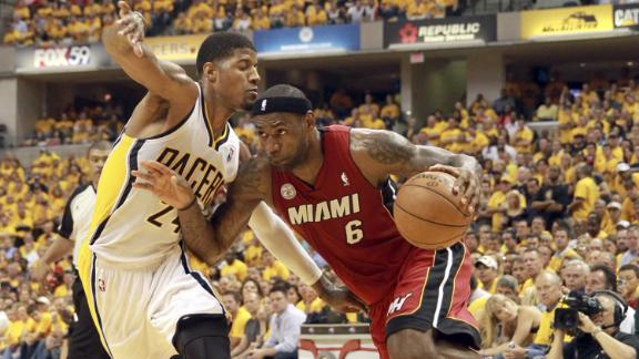Video - Pacers-Heat Game 7 Preview