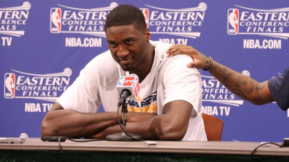 Video - Roy Hibbert's Marketability