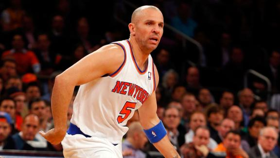 Knicks' Kidd retiring after 19 NBA seasons