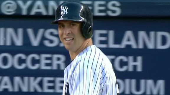 Video - Teixeira, Yankees Win Second Straight