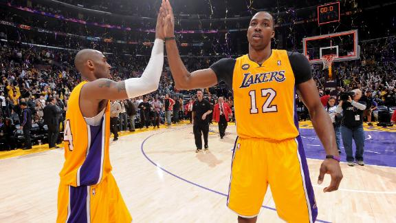 Video - Will Kobe Influence Dwight's Decision?