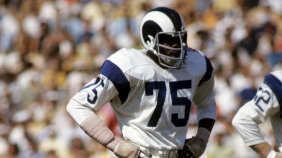 Chadiha: Deacon Jones left permanent imprint