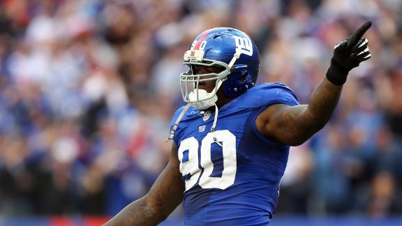 Giants' Pierre-Paul has surgery on back